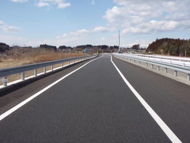 みやぎ県北高速幹線道路(築館工区)道路改良工事(改良その5)